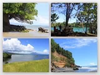 minahasa beach